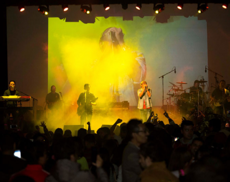 Nepathya gives concert in Adelaide