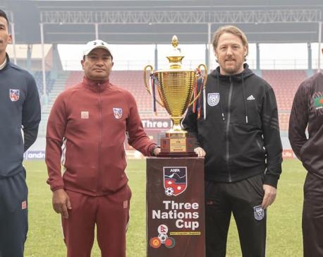 Three Nations Cup Final: Nepal facing Bangladesh