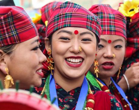 Lhosar celebrations at Tundikhel (Photo Feature)