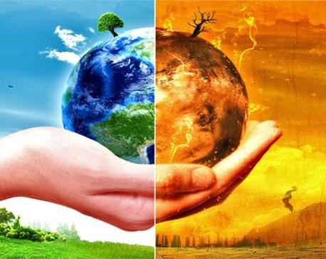 Climate Change Scenario of Nepal