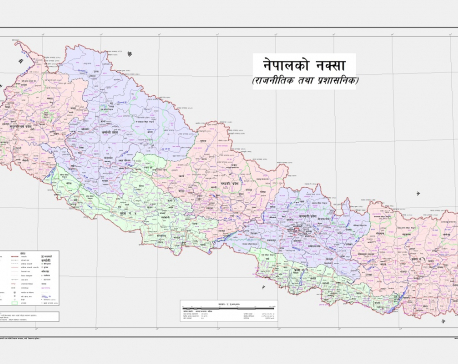 Nepal releases revised political map that incorporates Limpiyadhura, Lipu Lekh and Kalapani, the territories encroached by India