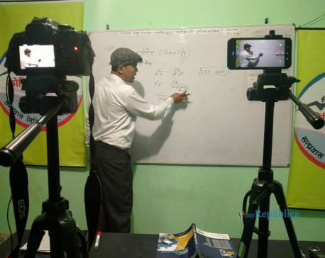 Amid lockdown, Rolpali youths undertake distance learning via radio, YouTube