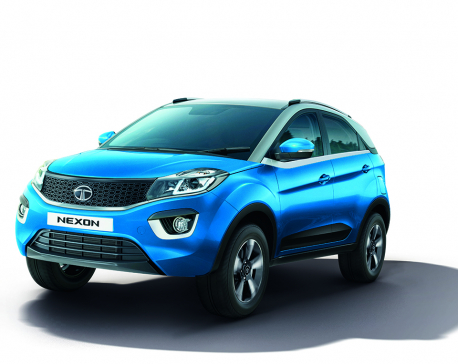 Tata Nexon wins 'Subcompact SUV Of The Year Award'