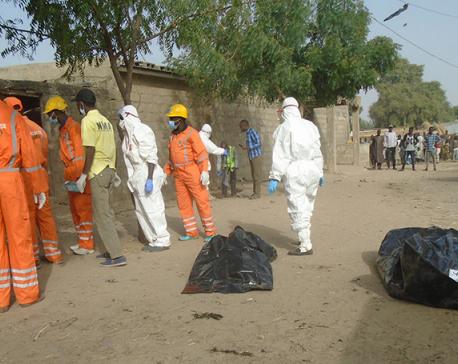 11 dead as Nigerian troops repel Boko Haram suicide bombers