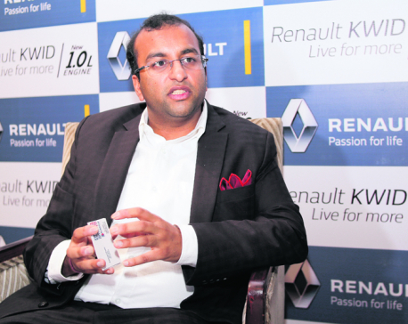 Renault will become a successful brand in Nepal