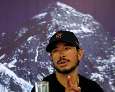 Nepali scales 14 highest peaks in just over six months, becomes world's fastest climber