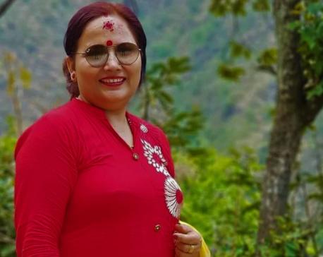 Nirmala Mudbhari elected as proportional provincial lawmaker of JSP