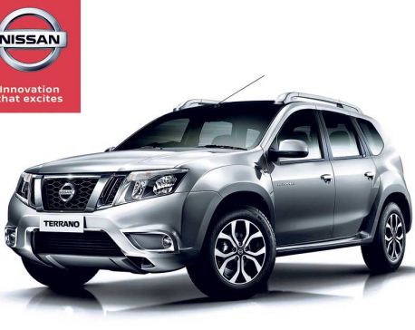 Pioneer launches new Nissan Terrano