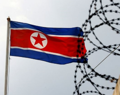 North Korea fires two short-range missiles, U.S. still open to dialogue
