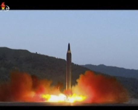 North Korea: New long-range missile can carry heavy nuke