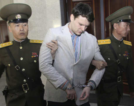 US student freed by North Korea in a coma dies at age 22