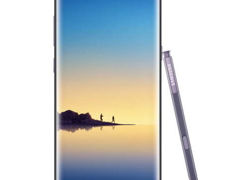 Samsung announces bundling offer on purchase of Note8
