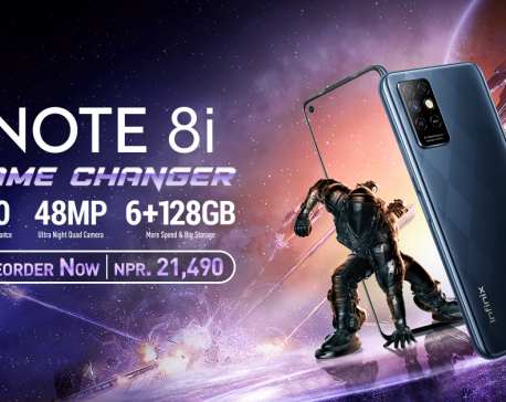 Daraz makes Infinix Note 8i available for delivery