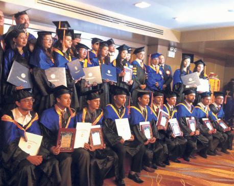 Nova International Bids Adieu to Graduates