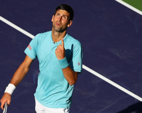 Missing Miami title defence was refreshing, says Djokovic