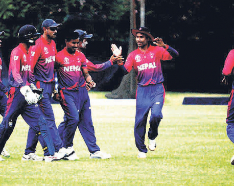 ODI status at stakes as Nepal takes on PNG in play off today