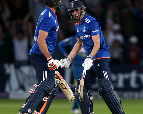 Sri Lanka puts England in to bat in final ODI