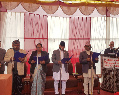 CM Rai expands his cabinet by inducting four new state ministers