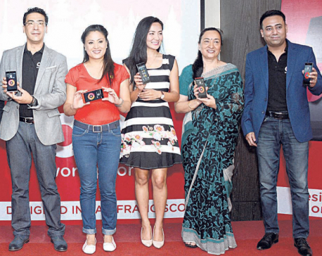 Obi Worldphone to be among top two players in Nepal in two years