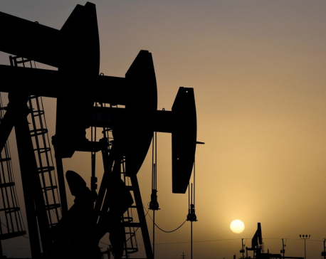 Oil prices slide again as world runs low on storage capacity amid plunge in demand