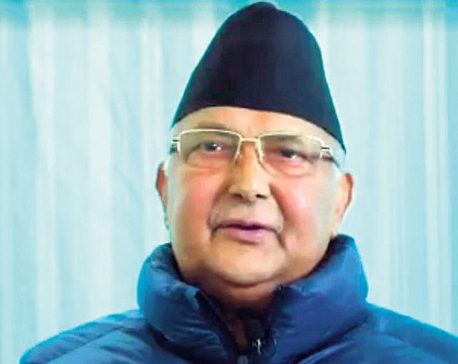 I am recovering well: PM in video message
