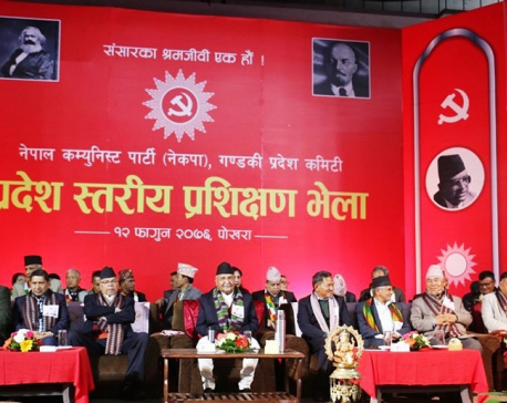 Reactionary forces hell-bent on defaming govt: PM Oli