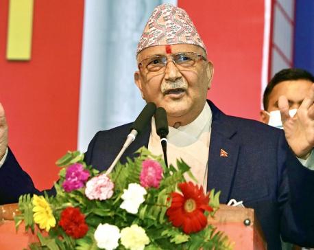 No entry for Madhav Nepal in UML: Oli