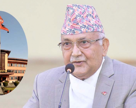 PM Oli accuses SC of 'deliberately' passing verdict in favor of opposition parties
