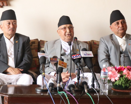 Nepal to augment its role in NAM: PM Oli