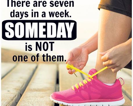 Happy New You: Common fitness queries