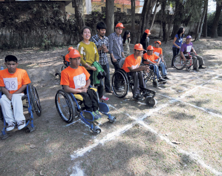 Lone road to Paralympic glory