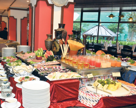 Oriental July at Hotel Yak and Yeti
