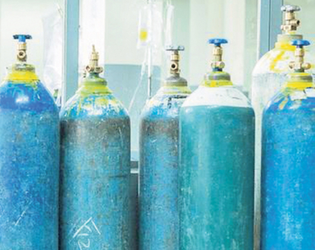 NAST completes phase II testing of oxygen cylinders made in Nepal