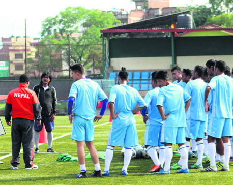 Nepal to play friendly against India