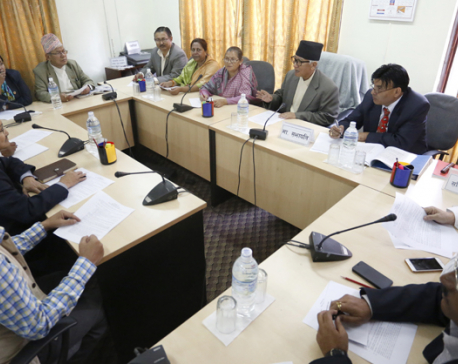 PHSC concludes proposed ambassador Thapa's hearing