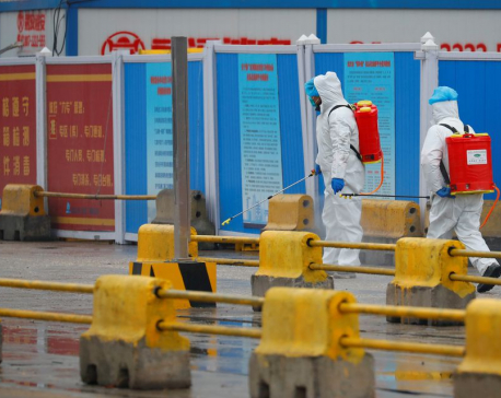 First COVID-19 case could have hit China in Oct 2019 - study