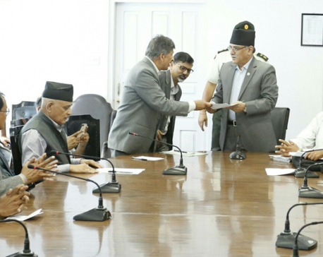 Govt not to award Fast Track to foreign contractors: PM Dahal