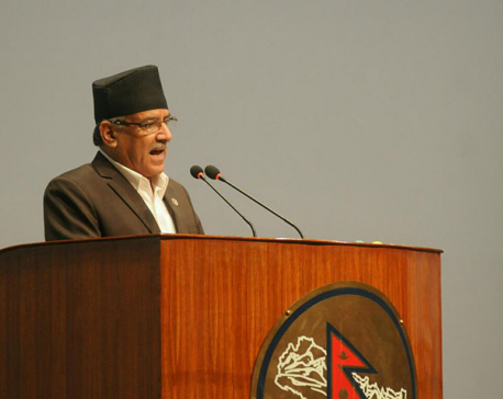 Each province will have one medical college: PM Dahal