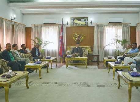 Madhes-based parties hand over five-point memorandum with 7 days ultimatum