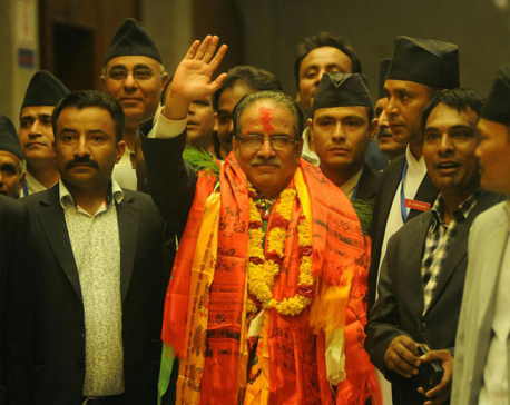 India, China congratulate Dahal