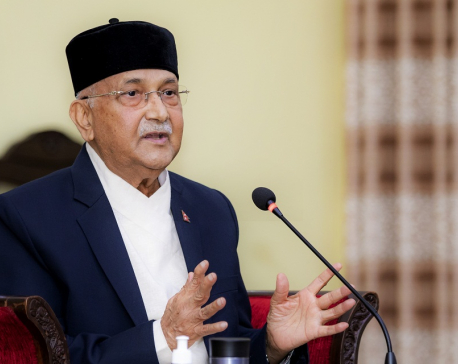 Without proof, PM Oli accuses India of creating artificial Ayodhya--the birthplace of Ram