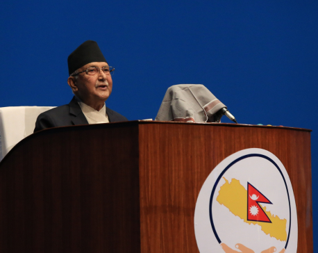 India encroaching Nepali territory by stationing its army in Kalapani region: PM Oli