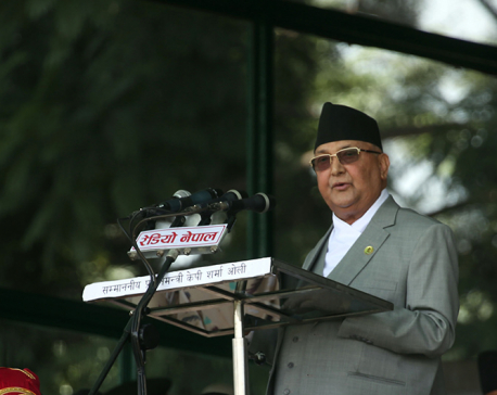 Let's not take side in matters relating to constitution implementation: PM Oli