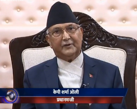 Coming two weeks are challenging, please stay at home: PM Oli