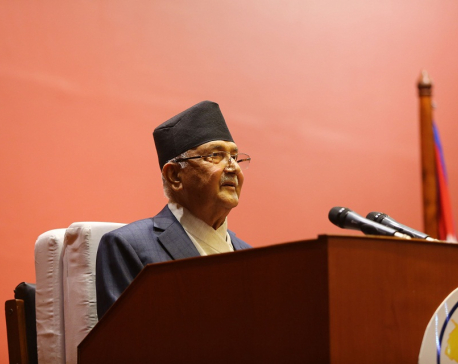 Embattled PM Oli grows stronger as 'ideological polarization' begins within ruling NCP