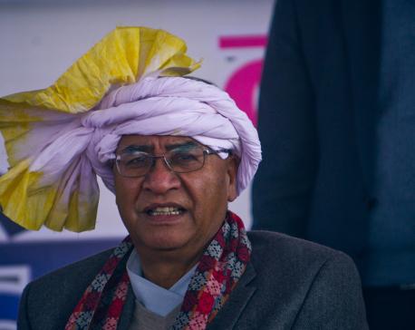 Unity in diversity is identity marker of Nepali culture-PM Deuba