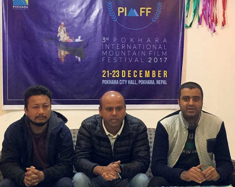 Third Pokhara Int'l Mountain Film Festival
