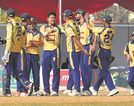 Rhinos outplay Blasters for 2nd win