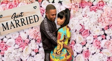 Nicki Minaj, Kenneth Petty hitched!