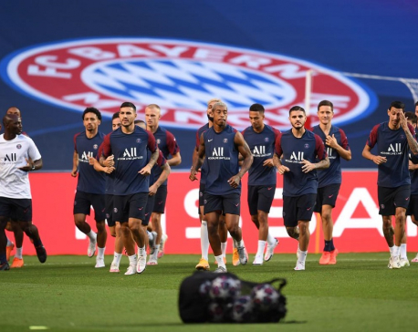 Mbappe ready to make history with PSG